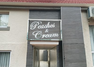 Peaches and Cream Bed and Breakfast